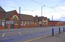 Wolverhampton, The Kings Hall, Bilston Road, Staffordshire © P L Chadwick